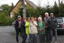 Členové spolku Tradiční venkov se vydali do jižních Čech.