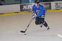 Hokejisté Baníku Sokolov vyjeli poprvé na led