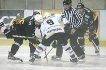 Hokejová příprava: Klatovy - Sokolov