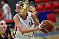 Eliška Mircová, rozehrávačka BS DSK Basketball Nmyburk KV