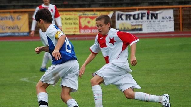 Mezinárodní fotbalový turnaj žáků v Sokolově