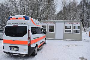 Němci zřídili další testovací centrum v Klingethalu