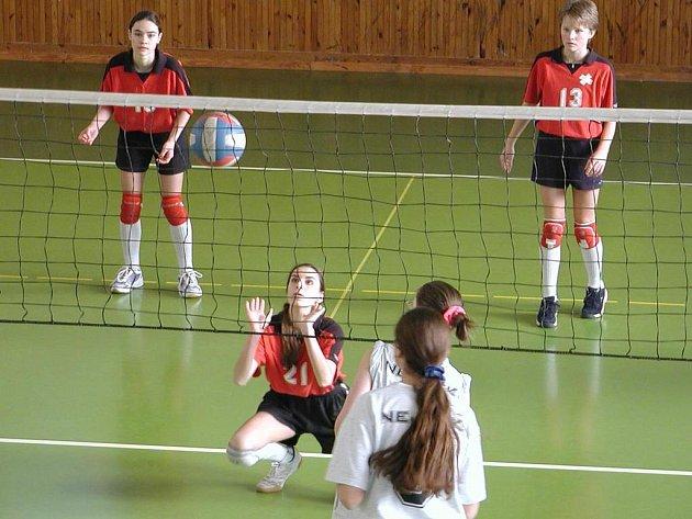 Sokolovské žákyně vyhrály Velkou cenu.