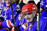 Utkání Kynšperského poháru v ledním hokeji: Stará Chodovská - Falcons Sokolov 3:8