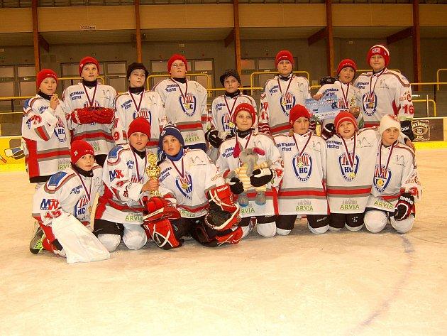 Vítězný tým Klatov