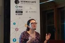 Science Café v chodovské knihovně