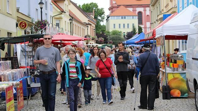 Program oslav se bude konat i ve Staroměstské ulici.