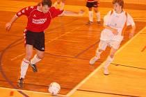 Futsalisté Materie Sokolov hrají v pátek večer poslední utkání sezony doma.
