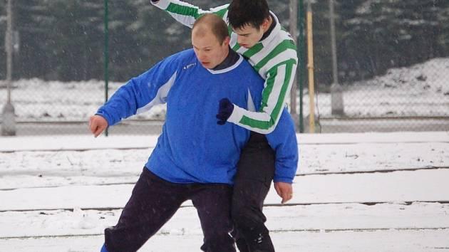 V loňském finále turnaje se střetlo Nové Sedlo a Horní Slavkov.