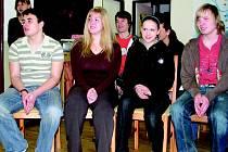 Studenti sokolovského gymnázia navštivili Denní centrum Mateřídouška v Chodově.