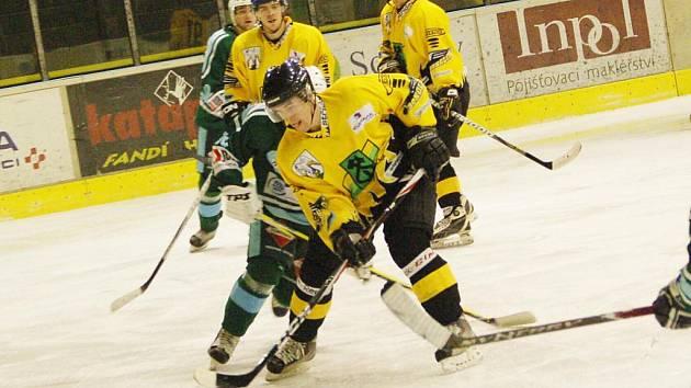 II. hokejová liga: HC Baník Sokolov - HC Milevsko