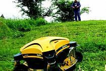 V Sokolově se už nebudou sekat trávníky.