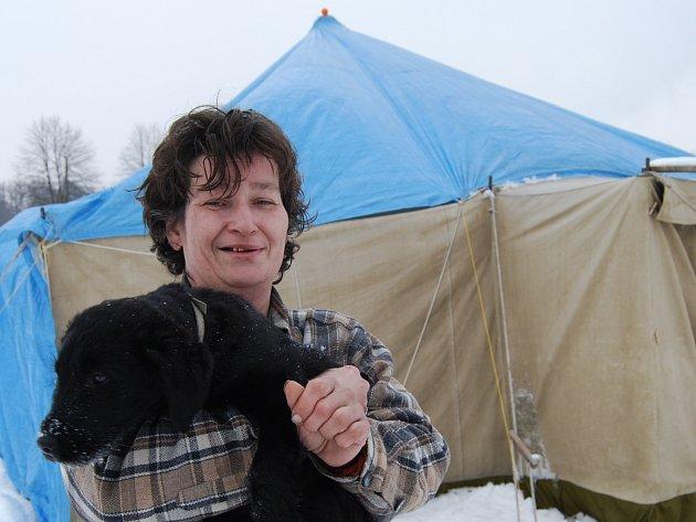Stan pro bezdomovce využívají i ženy