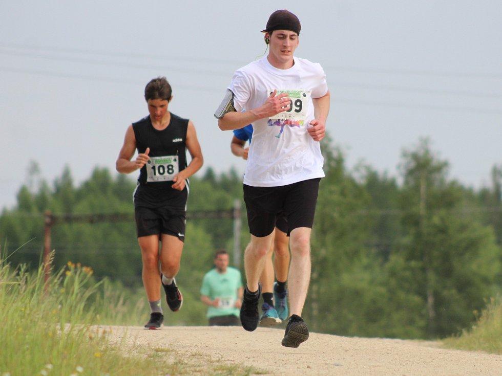 Sokolovský BMW Group 1/4 maraton