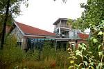 Torzo akvaparku v Bublavě.