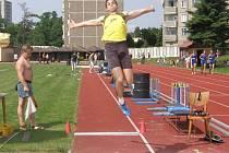 Atletika.