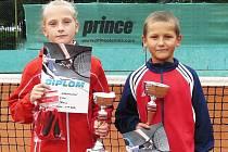 Turnaj mladých tenisových nadějí v Sokolově