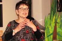 Nová pohádková knížka Zuzany Onderové (na snímku) Čaroděj, Jolanka a dračí vejce bude pokřtěna v loketské knihovně v neděli 3. prosince od 15 hodin.