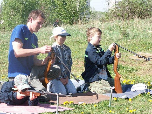 V Chodově začal nový ročník hry mladých hasičů Plamen.