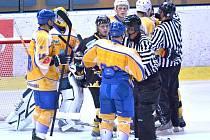 Přípravný hokej: Klášterc - Baník Sokolov