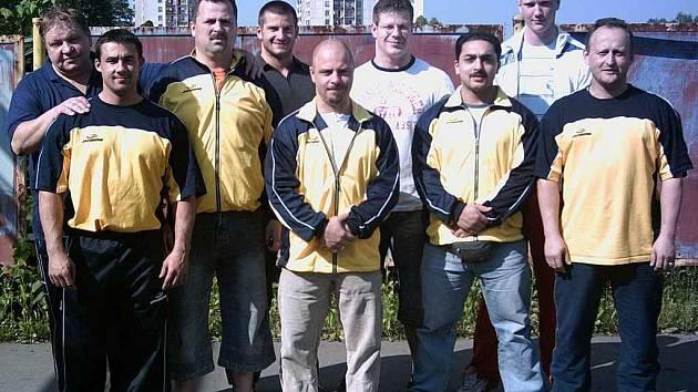 Vzpěrači Baníku Sokolov vyhráli druhé kolo I. ligy družstev mužů.