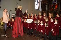 Dětský pěvecký sbor Harmonie z Kraslic