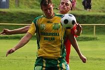 Utkání FK Baník Sokolov B - FC Viktoria Plzeň B 1:4