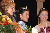 Dívka roku 2009 v Kynšperku nad Ohří.