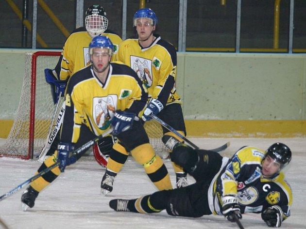 Ve středu čeká hokejisty Baníku celek Rokycan.