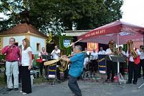 Koncert Horalky v Mlékovicích