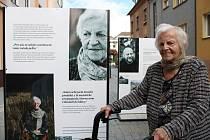 Pro nás to nebylo osvobození, nám začalo peklo, vzpomíná Berta Růžičková.