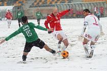 II. liga: FK Baník Sokolov - FK Pardubice