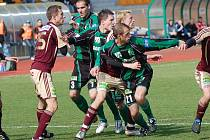 FK Baník Sokolov - FK Dukla Praha 1:0