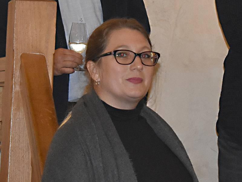 Ředitelka loketského hradu Jana Těžká