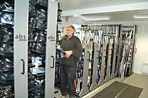 PŘIPRAVENO hlásí krušnohorské skicentrum na Bublavě. Připravena je technika, sjezdovky, vleky  i půjčovna lyží.