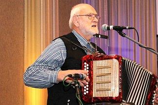Přehlídka harmonikářů v Chodově slavila úspěch.