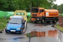 Pozor na blokové čištění ulic v Sokolově