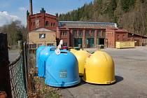HISTORICKOU továrnu už naplno využívají technické služby.