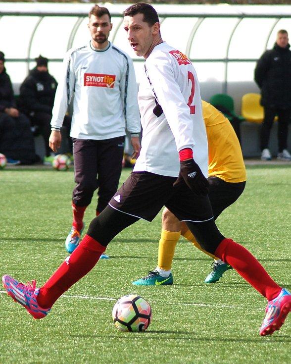 Fotbalová příprava: FK Baník Sokolov - FK Tachov