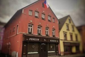 Penzion  V Horách Kraslice.