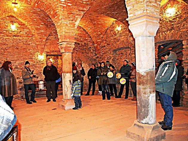 V obnovené kapli sv. Tří králů odslouží farář Petr Bauchner tříkrálovou mši.