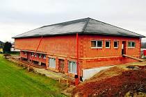 Budoucí sportovní centrum v Lomnici