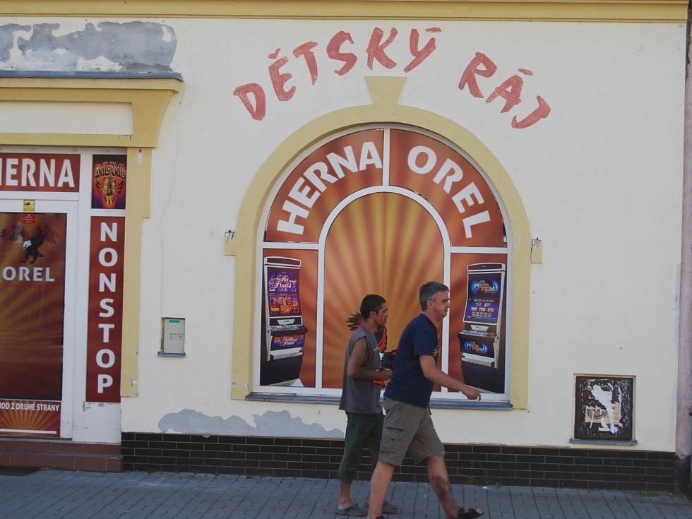 Sokolovská herna Orel