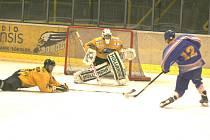 Přípravný hokej: Sokolov - Klášterec