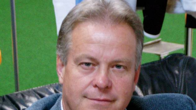 Trenér Jiří Leiterman.