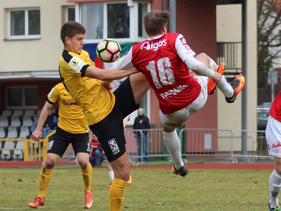 FK Baník Sokolov - FK Pardubice