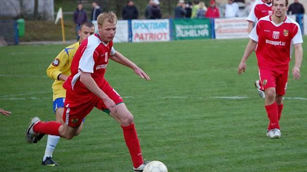 Spartak Chodov - FK Teplice B