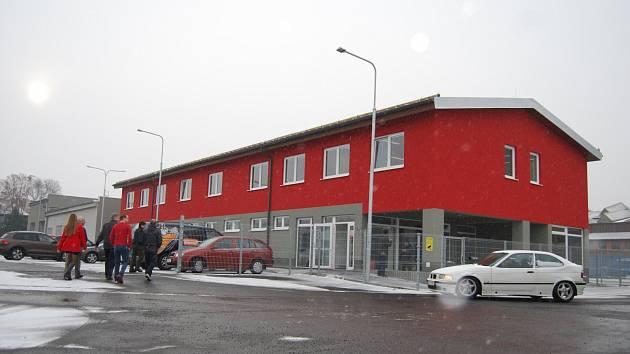 Nová správní budova