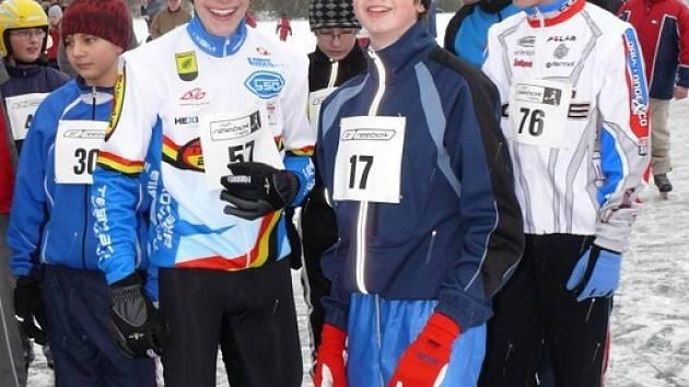 Vašek Viktorin a Robert Vokáč