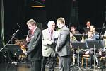Benefiční koncert v Sokolově.